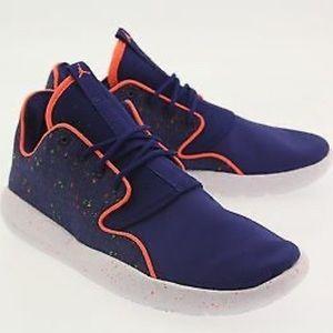 Navy Speckled Jordan Eclipse Shoes